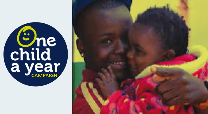 Pro bono attorneys and advocates needed for our One Child a Year Campaign