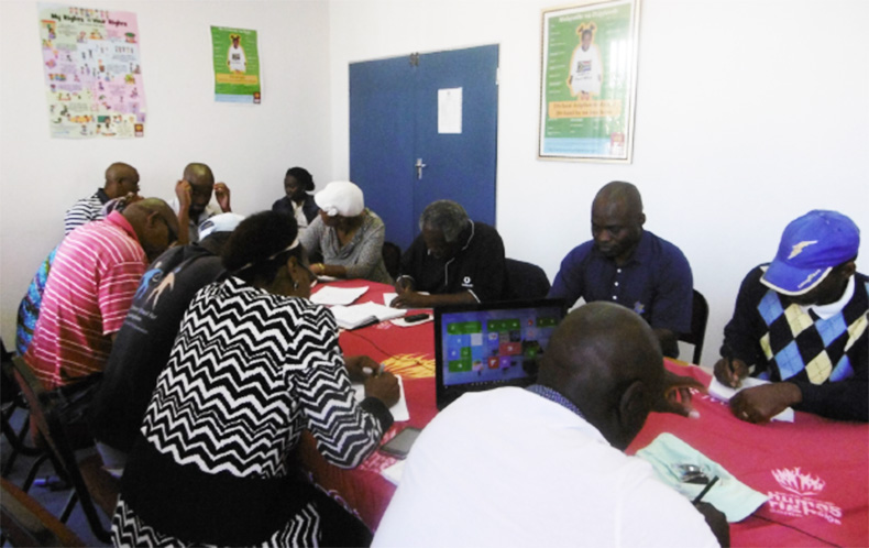 We visit Community Advice Offices in Limpopo