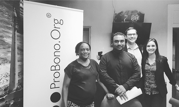 ProBono.Org Cape Town and Bowman Gilfillan invited by Amnesty International to be panelists on the Constitutional Matters programme hosted by Voice of the Cape